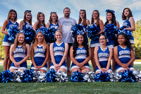 2016  Grant Cheer Squad Photos
